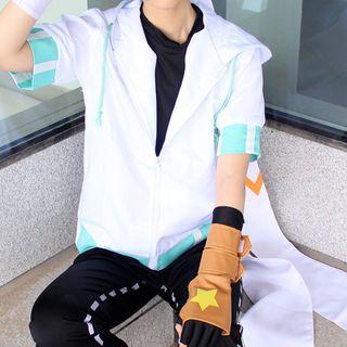 Mikasa - Aotu World Ray Cosplay Costume Set