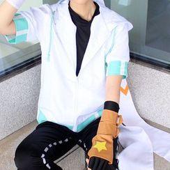 Mikasa - 凹凸世界雷狮角色扮演套装