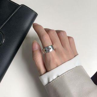 FOON - 925 Sterling Silver Open Ring