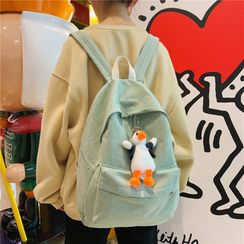 MUSIS - Drawstring Print Backpack
