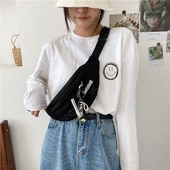 Faneur - Label Applique Belt Bag