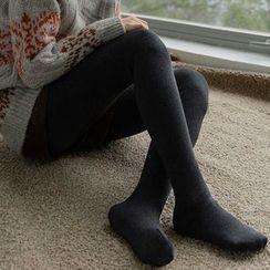 Kutsushita - Fleece-Lined Tights