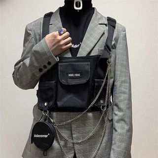 Koiyua - Nylon Chest Rig Belt Bag