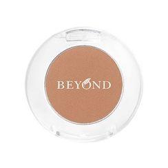 BEYOND - Single Eyeshadow (#13 Toast Brown)