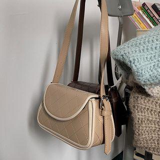 icecream12 - Stitched Shoulder Bag