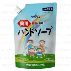 NIHON DETERGENT - Wins Medicated Hand Soap Refill 600ml