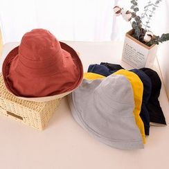 Parafae - 純色漁夫帽