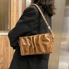 Fianna(フィアナ) - Crinkled Shoulder Bag