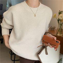 Oloq - Plain Sweater