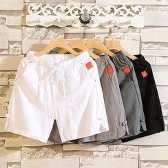 Andrei - 標籤短褲
