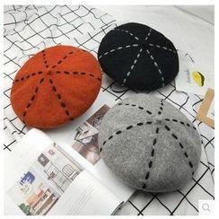 FROME - 縫線貝雷帽