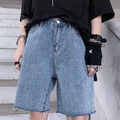 Banash - Denim Shorts
