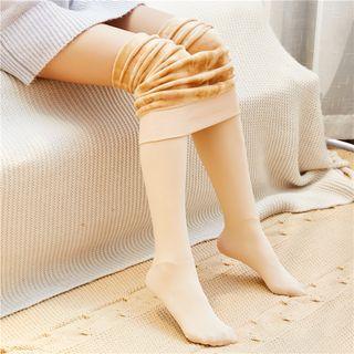 Gentiana - Fleece-Lined Tights