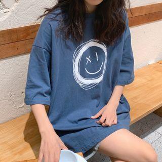 Luna Rouge - Short-Sleeve Print T-Shirt