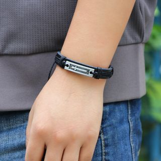 KINNO - Genuine Leather Bracelet