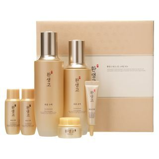 THE FACE SHOP - Yehwadam Hwansaenggo Rejuvenating Radiance Special Set
