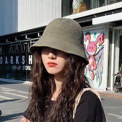 Amandier - 针织钟形帽