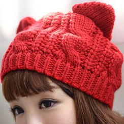 59 Seconds - Ear-Accent Beanie