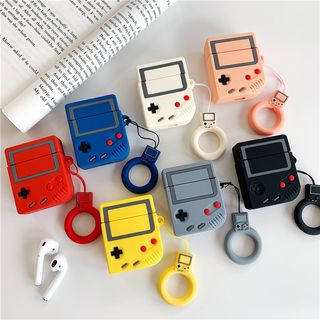 Jaguara - Silicone Gameboy AirPods Earphone Case Cover