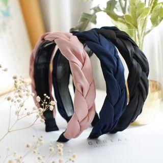 Rosemarie - Braided Fabric Headband