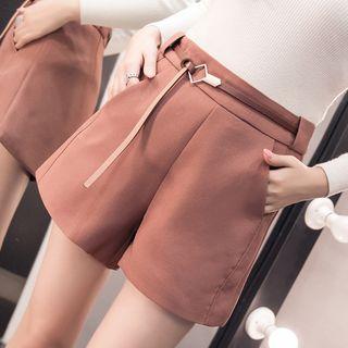 Sienne - Wide-Leg Pants with Belt