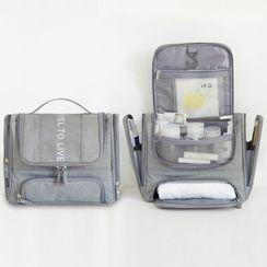 Evorest Bags - Lettering Toiletry Bag