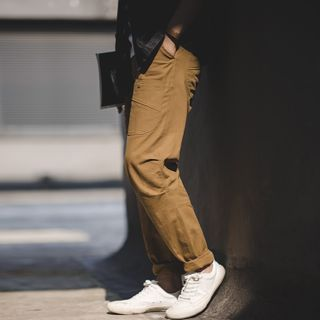 Maden - Straight-Leg Cargo Pants