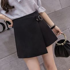 Peachton - Buckled Skort