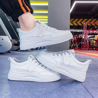 Shanhoo - Platform Platform Athletic Sneakers