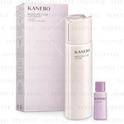 Kanebo - Moisture Flow Lotion Limited Kit B