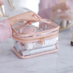 Indus - Transparent Makeup Pouch