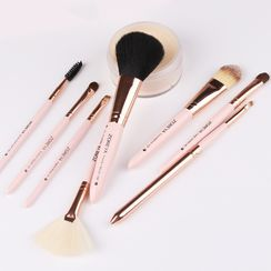 ZOREYA - Set of 8: Makeup Brush