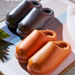 Mowin - Padded Fleece Home Slippers