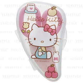 Skater - 婴儿食物胶剪刀连凯蒂猫盒