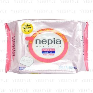 Nepia - Wet Plus Wet Wipes