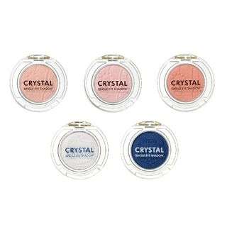 TONYMOLY - Crystal Single Eyeshadow (5 Colors) (Fabric Collection)