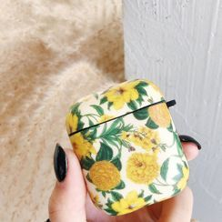 Wild Pony - Floral Print AirPods / Pro Earphone Case Cover