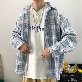 Wescosso - Plaid Shirt