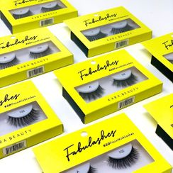 Kara Beauty - Fabulashes 3D Faux Mink Lashes (47 Types)