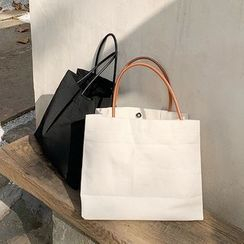 Elencee - Canvas Handbag