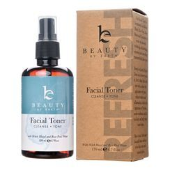 Beauty by Earth - Facial Toner with Rose Water, 139ml