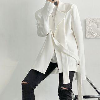 ANCHO - Asymmetrical Blazer