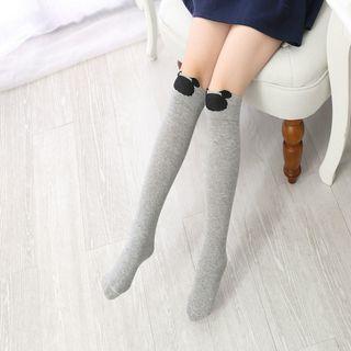 Huasha - Kids Cartoon Over-The-Knee Socks