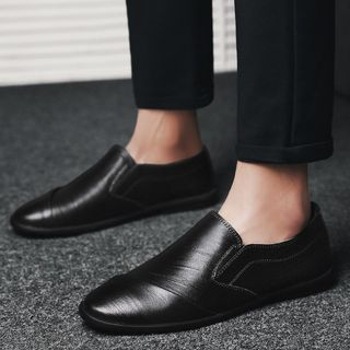 MARTUCCI - Plain Loafers