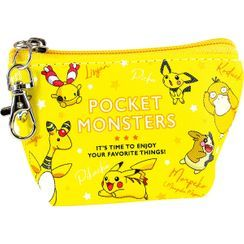 T'S Factory - Pokemon Coin Pouch (Yellow)