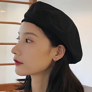 Oktokki - Plain Beret Hat