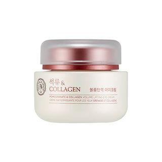 THE FACE SHOP - Pomegranate And Collagen Volume Lifting Eye Cream 50ml