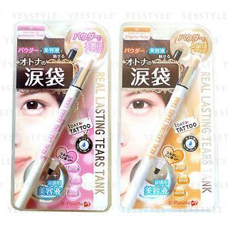 K-Palette - 1 Day Tattoo Real Lasting Tears Tank - 2 Types