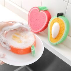 Connie Queenie - Fruit Kitchen Cleaning Sponge