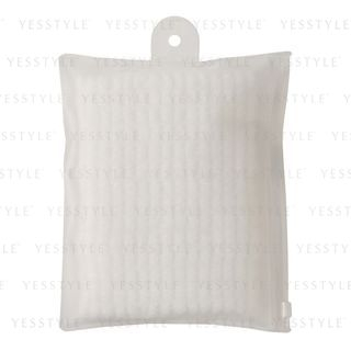 MUJI - Nylon Body Towel With Case